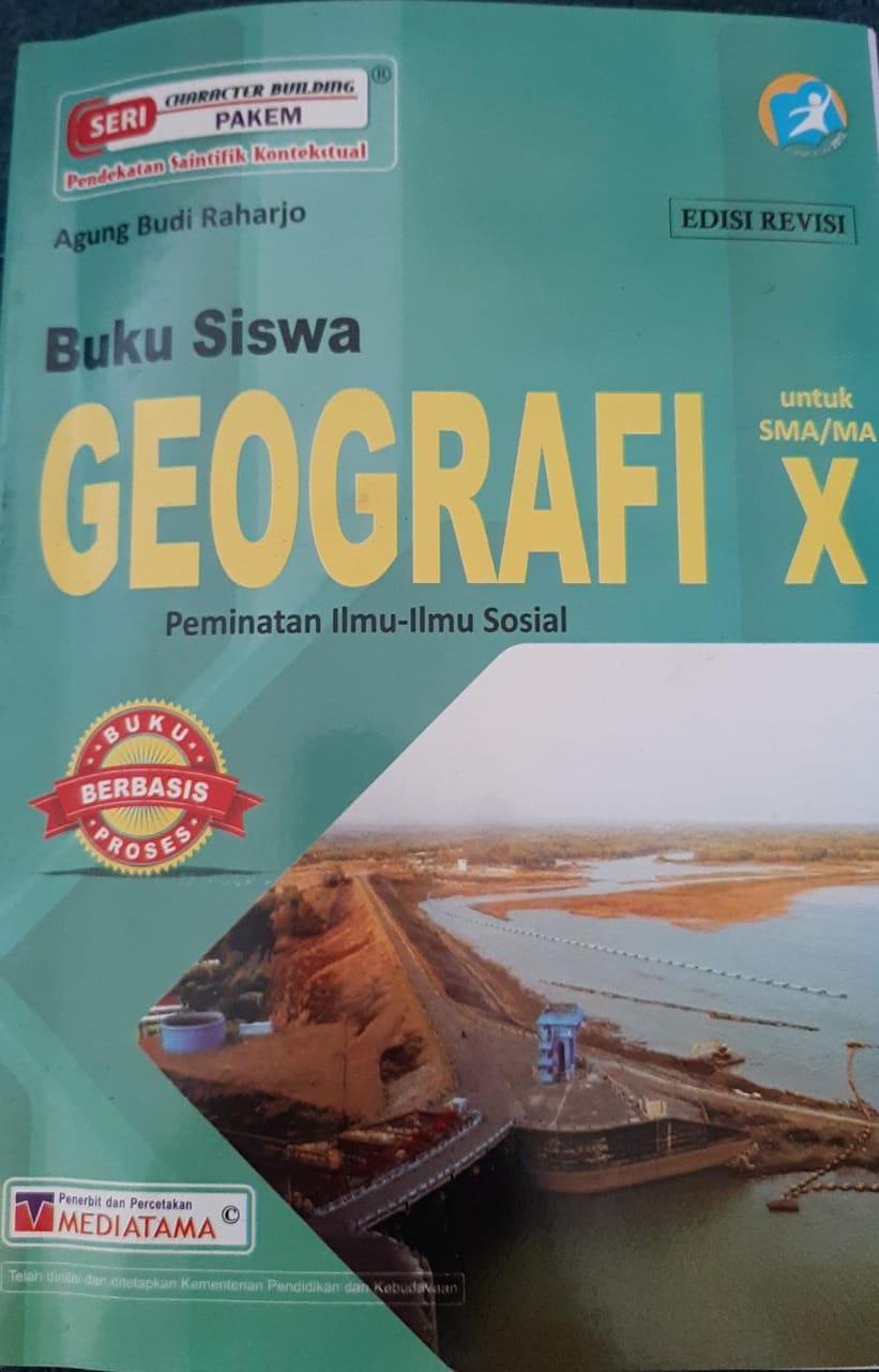 Geografi Untuk SMA/MA KELAS X
